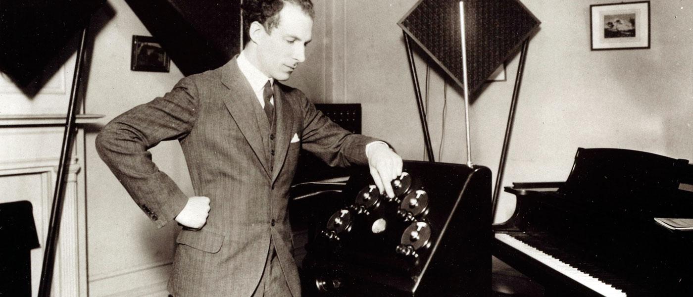 Theremin  The untouchable instrument – Espacio Fundación
