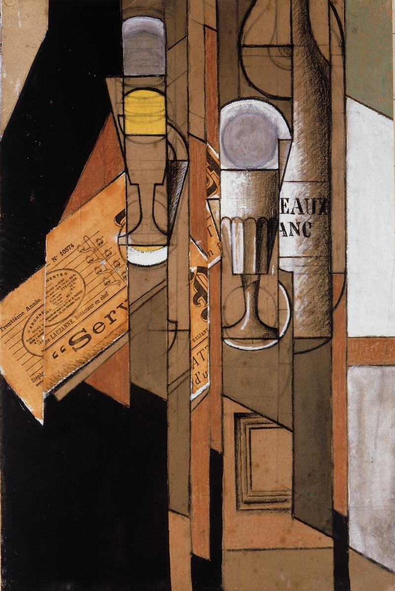 Juan Gris, cubismo