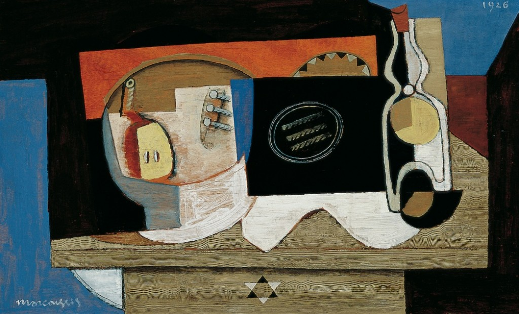 Nature Morte. Louis Marcoussis. Cubismo