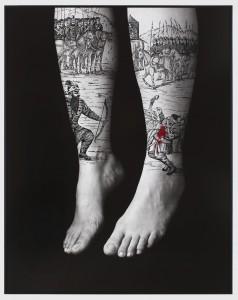 Shirin Neshat, Divine Rebellion, 2012, Cortesía de Gladstone Gallery, Nueva York y Bruselas © Shirin Neshat.