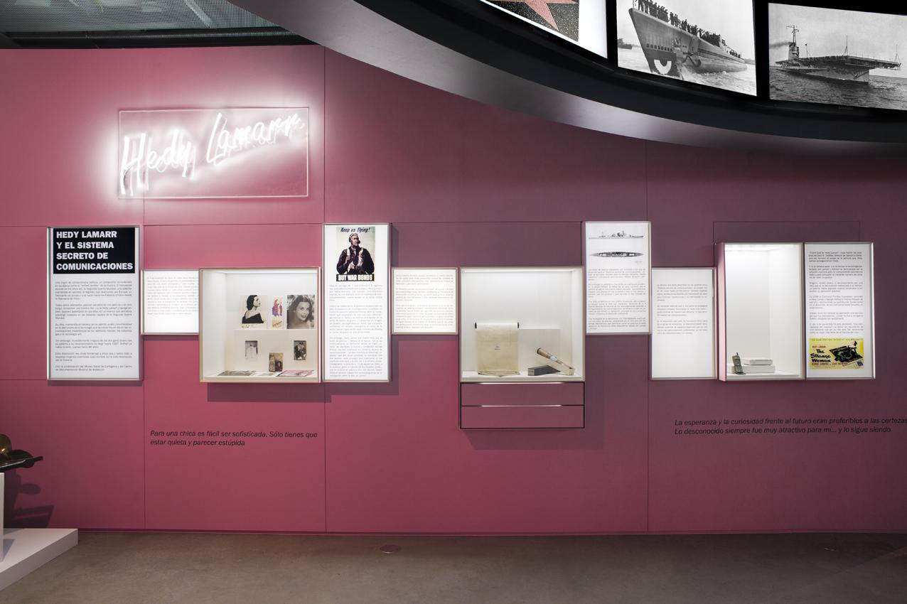 Los inventos de Hedy Lamarr han sido la base del desarrollo de la tecnología en el campo de las telecomunicaciones.