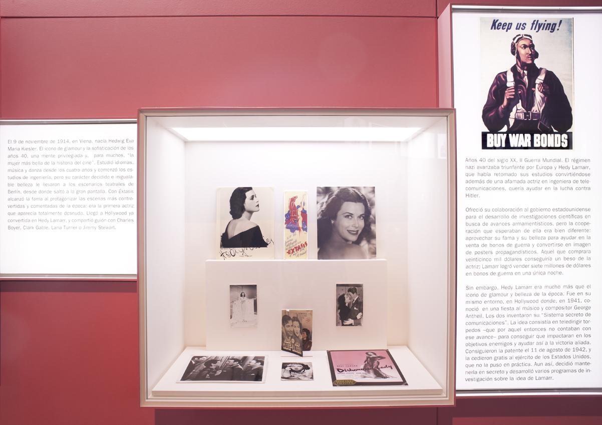 En el Día Internacional del Inventor se conmemora el nacimiento de Hedy Lamarr.