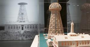 La exposición sobre Nikola Tesla estará en el Espacio hasta febrero de 2015.