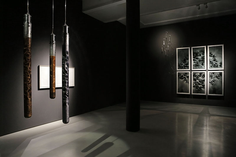 Effulge, 2012, Yunchul Kim