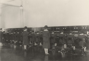 Anónimo, 1928. Cuadro interurbano, Bilbao