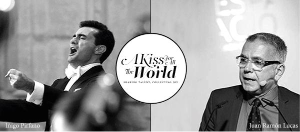 Presentación de 'A Kiss for All the World'