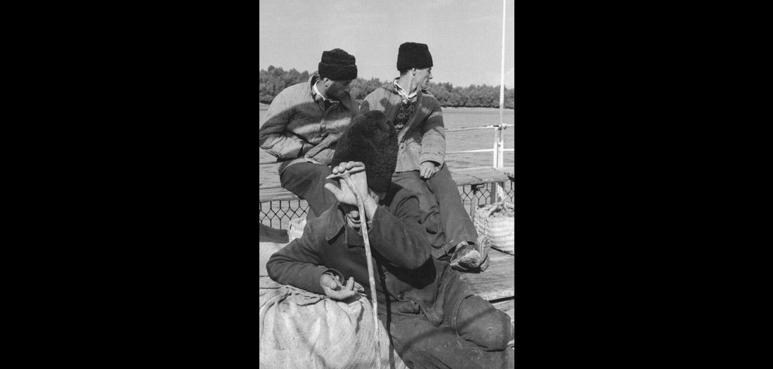 Inge Morath. Galati en Rumanía. 1958 © Inge Morath Foundation. Magnum Photos.