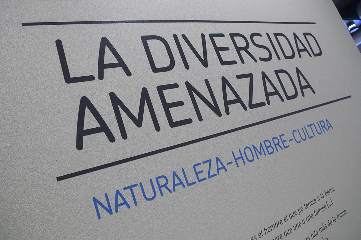 Exposición 'Diversidad Amenazada'