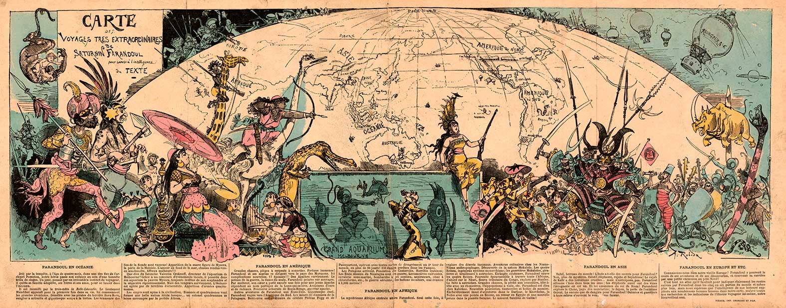 okAlbert-Robida_Carte-des-Voyages-très-Extraordinaires,-Paris-1879