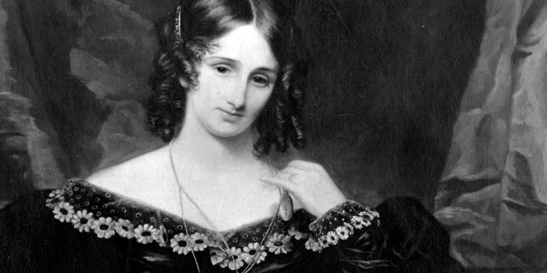 Resultado de imagen para Mary Shelley