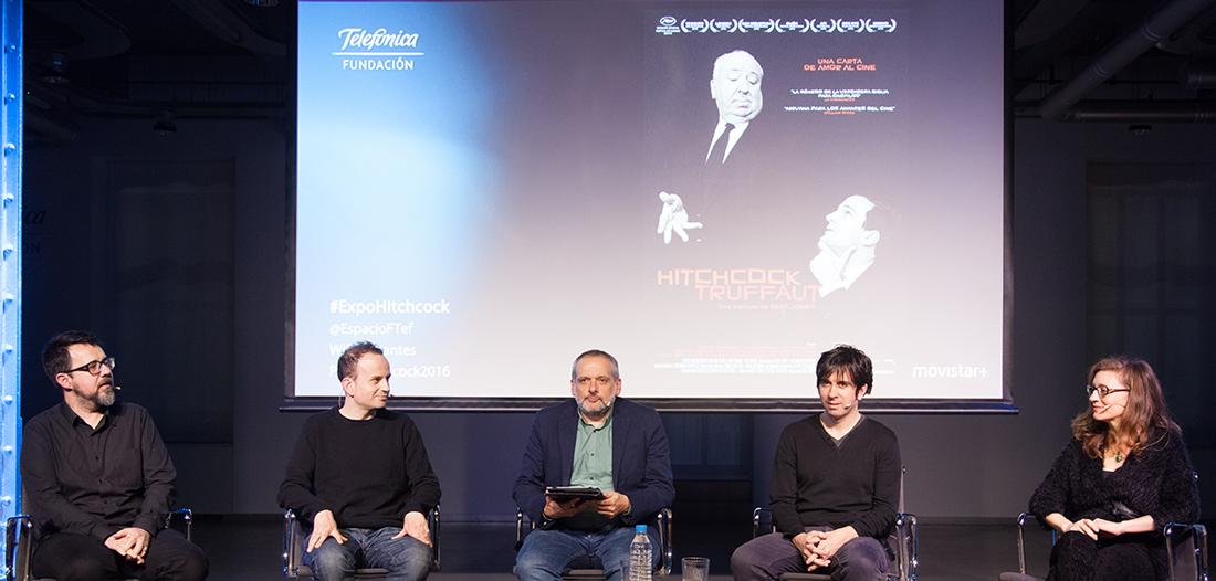 Hitchcock/Truffaut. Proyección y coloquio