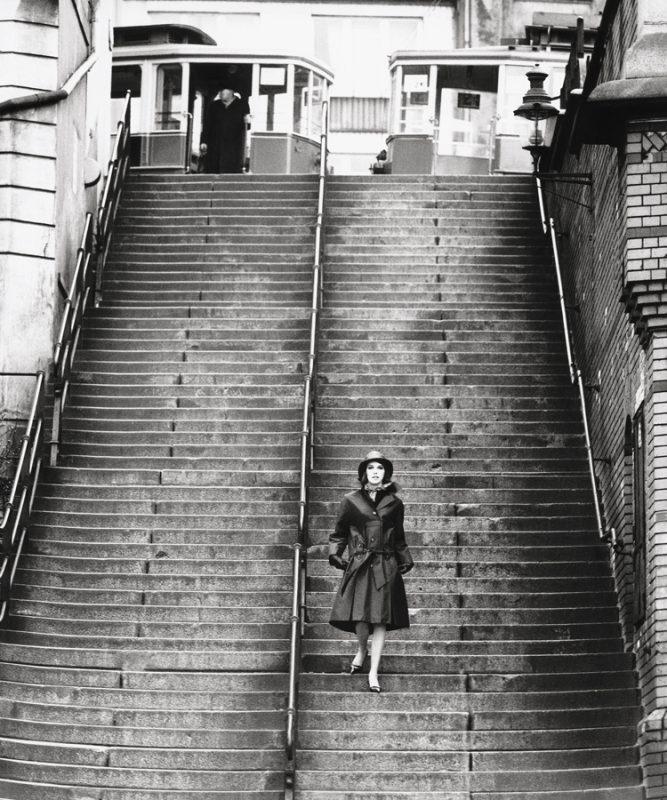 F.C. Gundlach, Reportaje para Nino, Hamburgo, S. Pauli, 1958 ©F.C. Gundlach