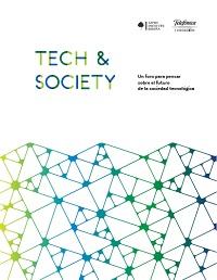 Tech & Society 2017