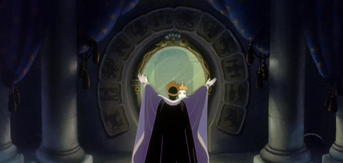 Ahora no me ves el espejo en el imaginario popular for Espejo blancanieves