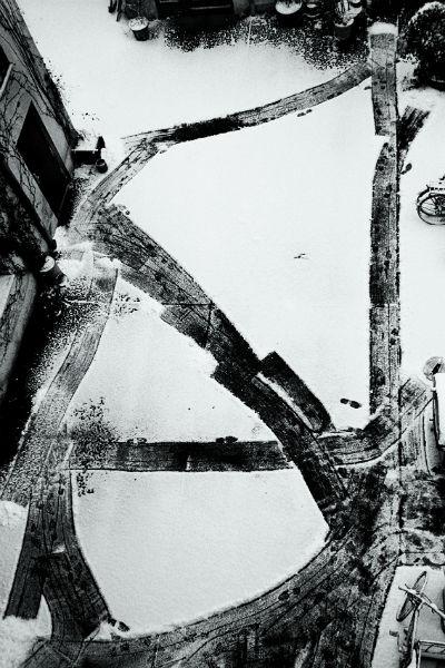 Julia Baier, Sin título. Serie 'Geschwebe', 2014 © Julia Baier.