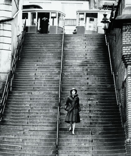 F.C. Gundlach: Reportaje para Nino Hamburg, St. Pauli, 1958.
