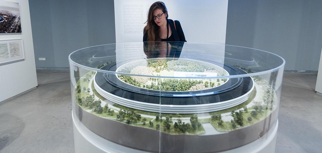 Imágenes de la inauguración de la muestra en Espacio Fundación Telefónica.