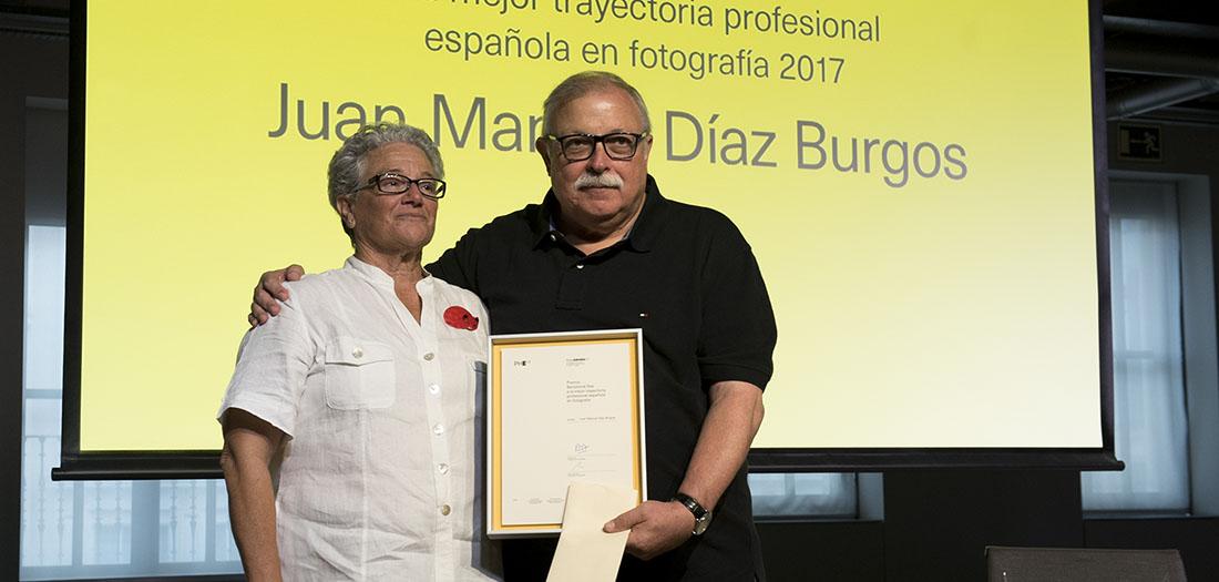 Juan Manuel Díez Burgos, Premio Bartolomé Ros.