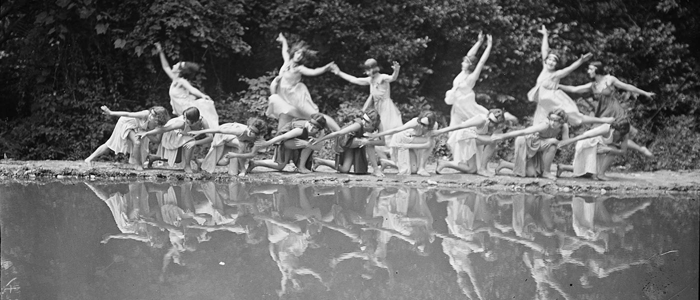 Harris & Ewing. Danza, 1924. Washington, Library of Congress.