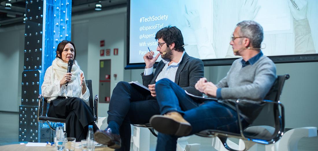 Imágenes del último #TechSociety del año.