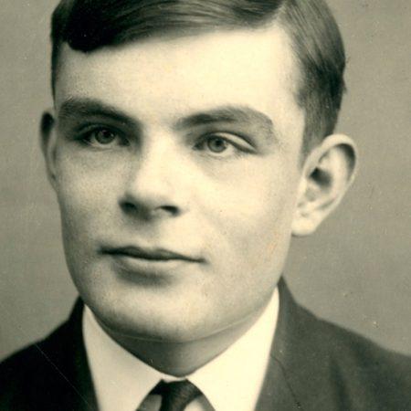 Alan Turing a la edad de 16 años. Imagen cortesía de Sherborne School UK', o 'Sherborne School UK'.