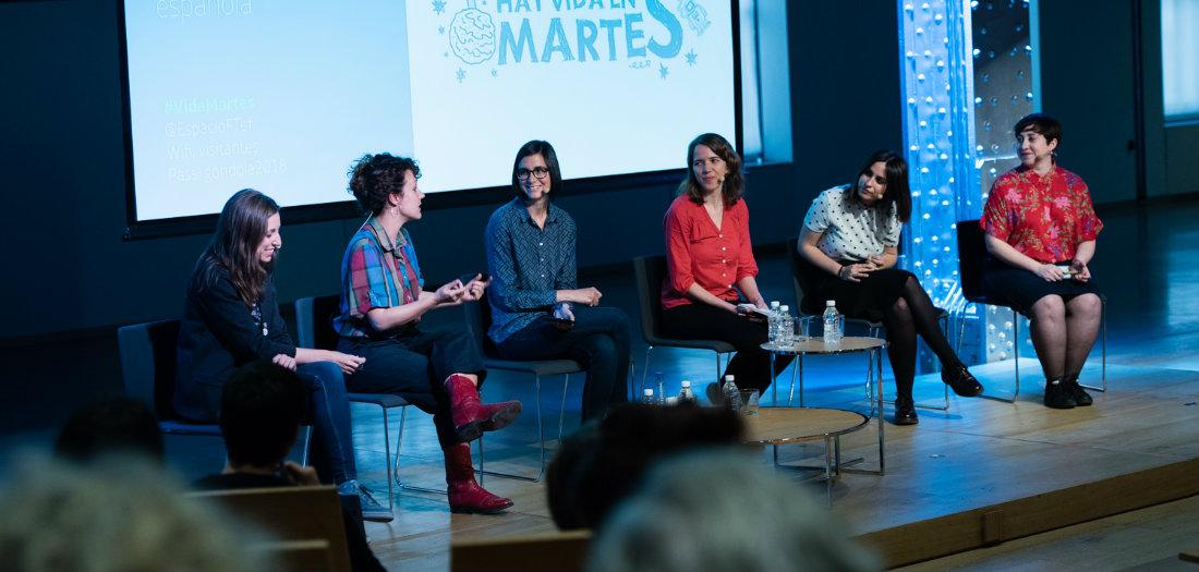 Hay Vida en Martes: nueva literatura española.