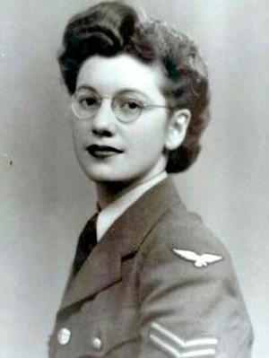 Joan Clarke.