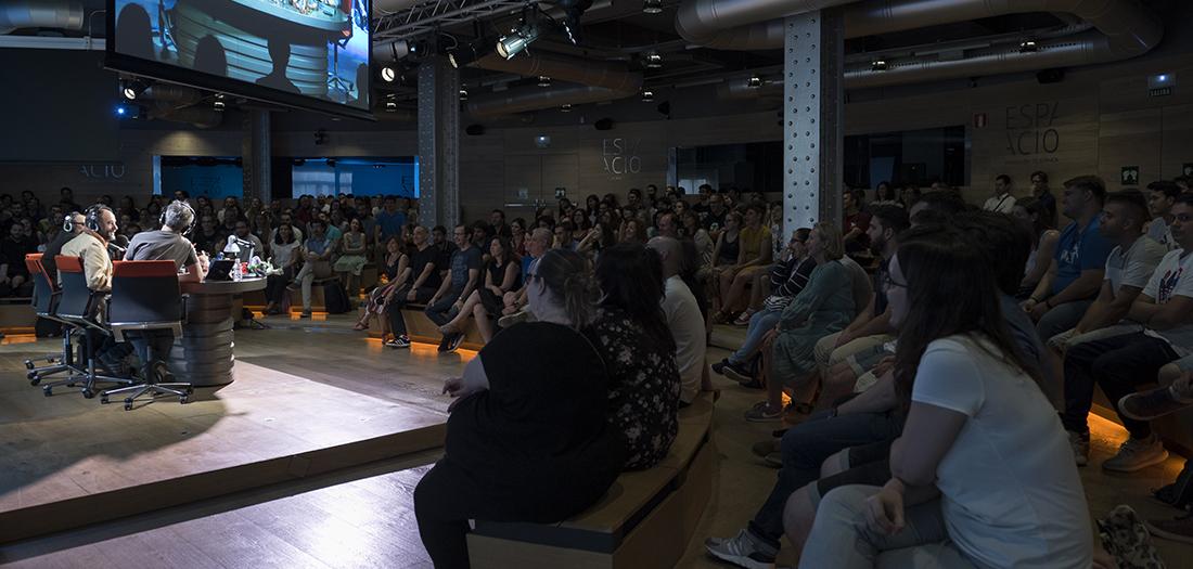 Imágenes del evento.