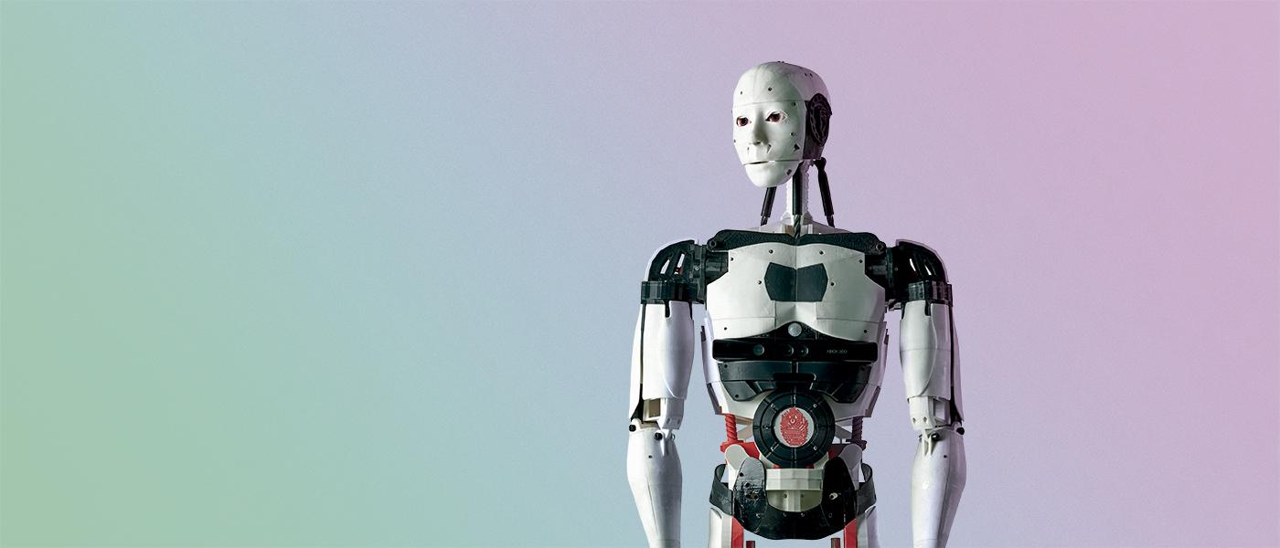 Expo Nosotros, Robots