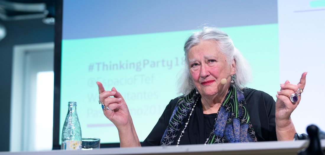 Margaret Boden y la IA.
