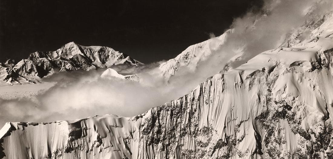 Bradford Washburn. Alaska (1935).