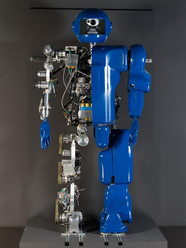 Robot humanoide RH-1.
