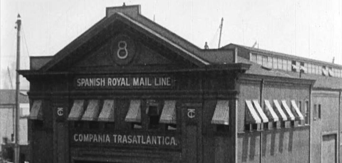 Compañía Transatlántica. Años 20.