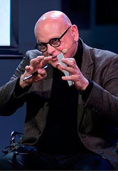 En la imagen, Didier Pourquery.