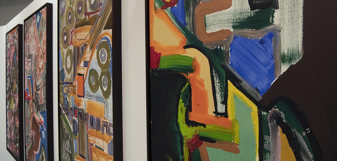 Sala de la exposición 'La mirada que escucha'