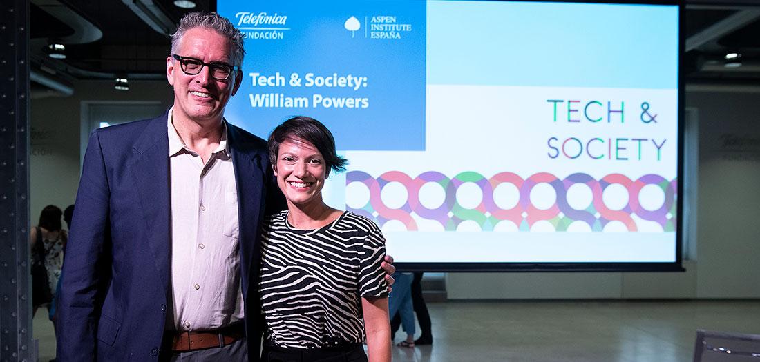 Tech & Society: William Powers