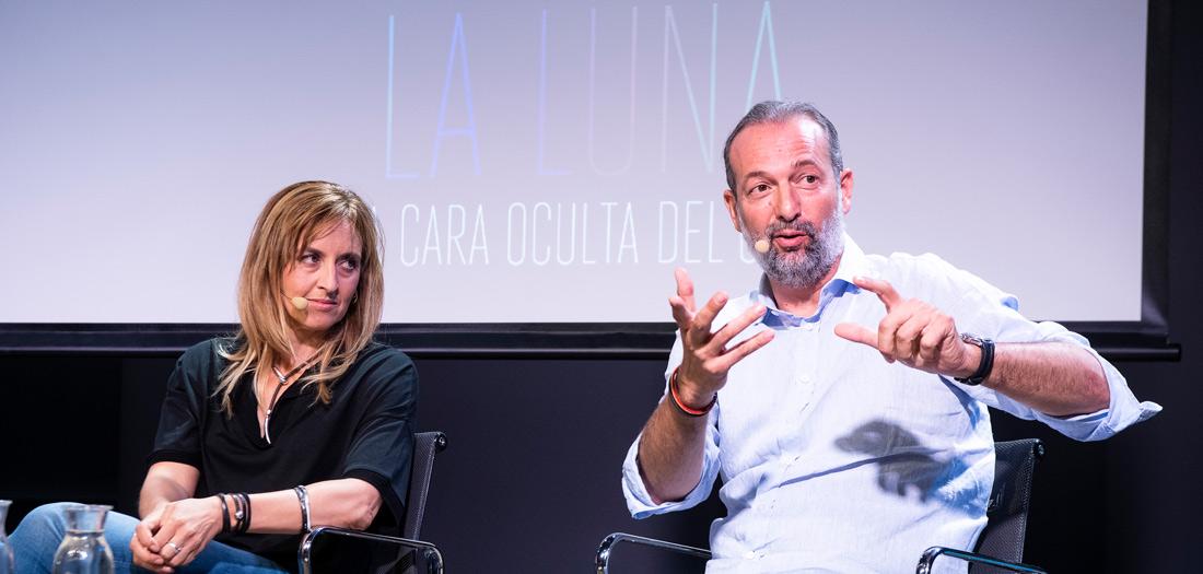 Eva Villaver y Jordi Gasull