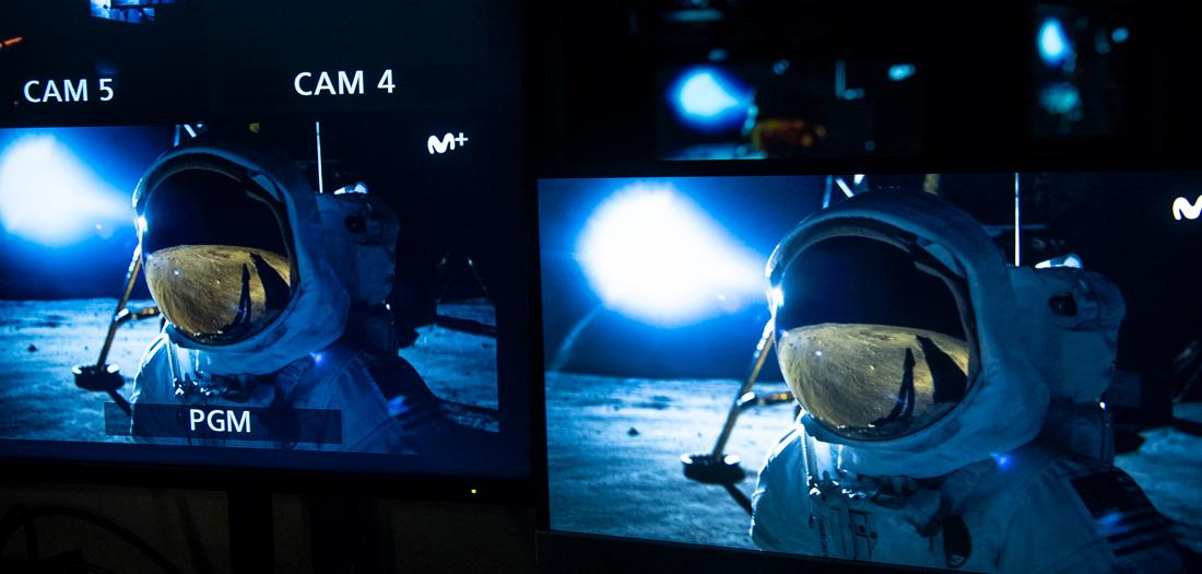 Fragmento del documental 'La Luna: la cara oculta del cine'