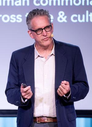 William Powers en Espacio Fundación Telefónica
