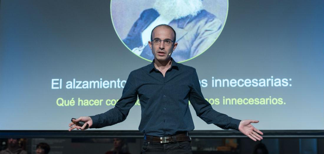 Yuval Noah Harari, autor de Sapiens.