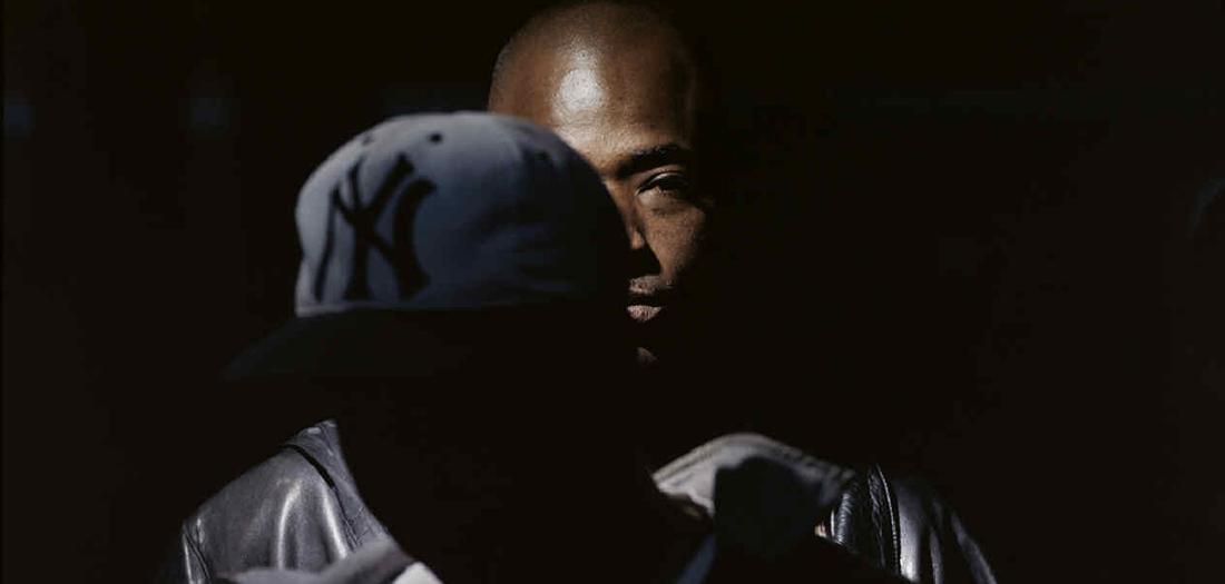 Philip-lorca diCorcia. 'Head #4 Yankees cap silhouette', 2000