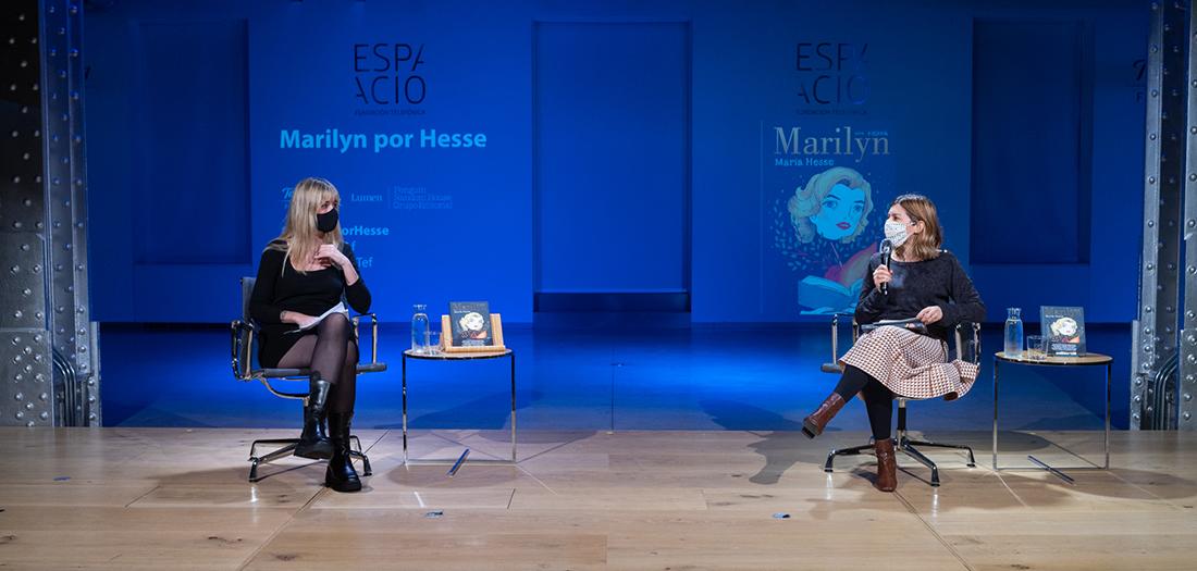 Marilyn por Hesse-Espacio Fundación Telefónica
